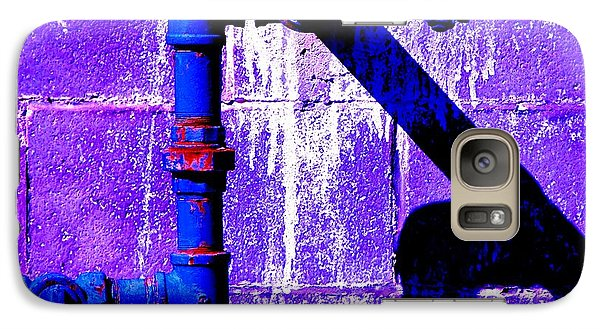 Galaxy Case featuring the photograph Leaky Faucet IIi by Christiane Hellner-OBrien