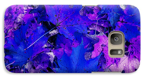 Galaxy Case featuring the photograph Leaves by Aimee L Maher Photography and Art Visit ALMGallerydotcom