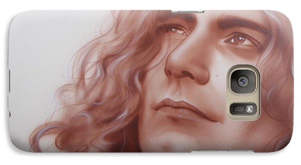 Robert Plant - ' Leaves Are Falling All Around ' Galaxy S7 Case