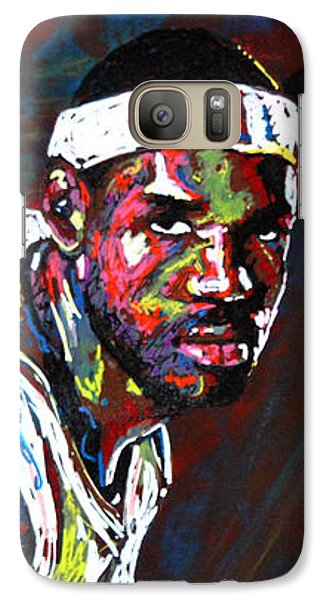 Lebron James 2 Galaxy S7 Case