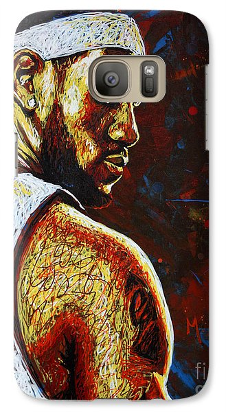 Lebron  Galaxy S7 Case