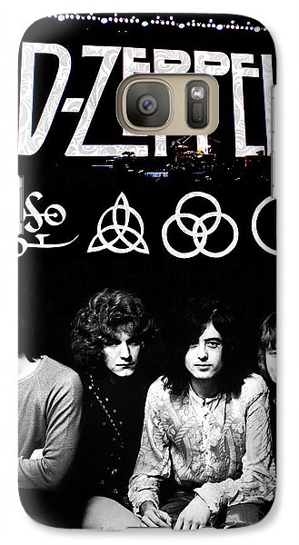 Led Zeppelin Galaxy S7 Case