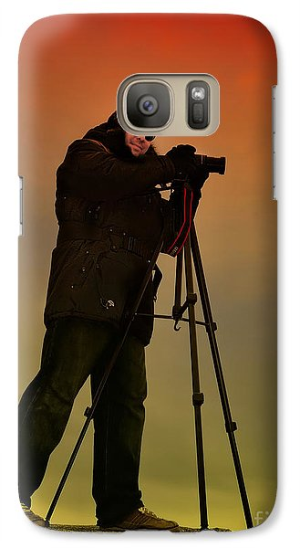 Galaxy Case featuring the photograph Lee Dos Santos by Lee Dos Santos