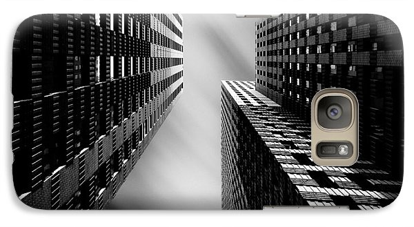 City Scenes Galaxy S7 Case - Legoland by Dave Bowman