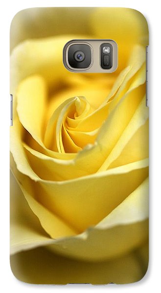 Galaxy Case featuring the photograph Lemon Lush by Joy Watson