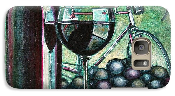 Galaxy Case featuring the painting L'eroica Still Life by Mark Howard Jones