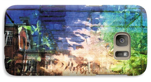 Galaxy Case featuring the photograph Less Travelled 20 by The Art of Marsha Charlebois