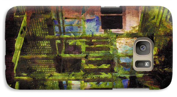 Galaxy Case featuring the photograph Less Travelled 25 by The Art of Marsha Charlebois