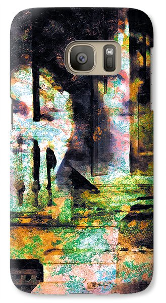 Galaxy Case featuring the photograph Less Travelled 27 by The Art of Marsha Charlebois