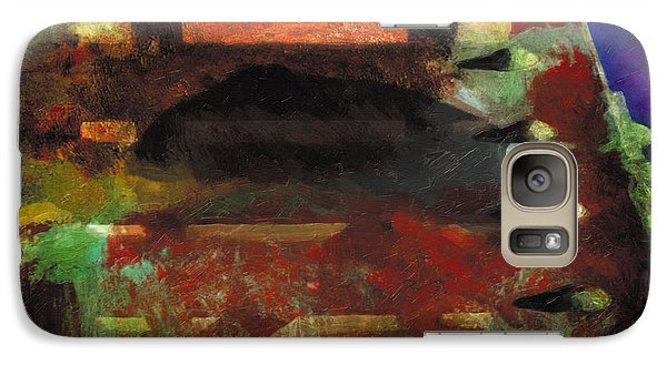 Galaxy Case featuring the photograph Less Travelled 28 by The Art of Marsha Charlebois