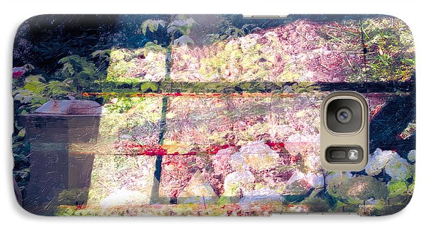 Galaxy Case featuring the photograph Less Travelled 30 by The Art of Marsha Charlebois