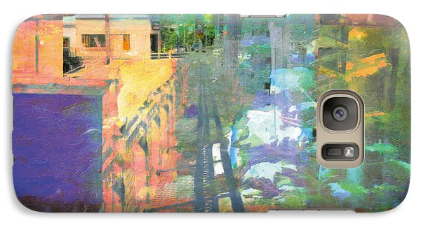 Galaxy Case featuring the photograph Less Travelled 31 by The Art of Marsha Charlebois