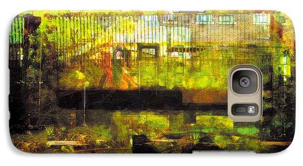 Galaxy Case featuring the photograph Less Travelled 32 by The Art of Marsha Charlebois