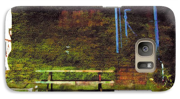 Galaxy Case featuring the photograph Less Travelled 34 by The Art of Marsha Charlebois