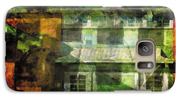 Galaxy Case featuring the photograph Less Travelled 35 by The Art of Marsha Charlebois