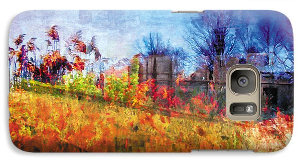 Galaxy Case featuring the photograph Less Travelled 36 by The Art of Marsha Charlebois