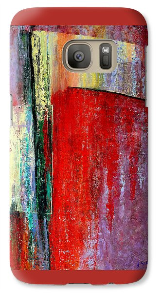 Galaxy Case featuring the painting Let Justice Roll Down Like The Waters by Jim Whalen