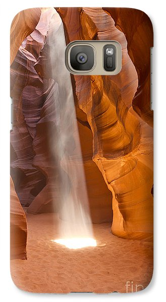 Galaxy Case featuring the photograph Let The Light Shine by Bryan Keil