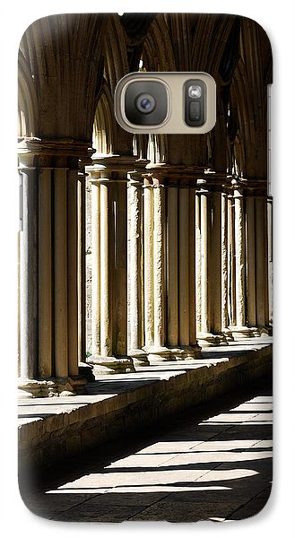 Galaxy Case featuring the photograph Let The Sun Shine Through by Wendy Wilton