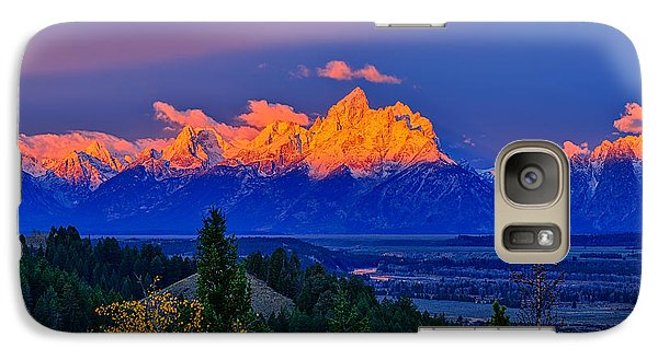 Galaxy Case featuring the photograph Let There Be Light by Greg Norrell