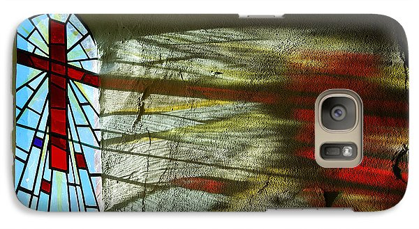 Galaxy Case featuring the photograph Let There Be Light by Wendy Wilton