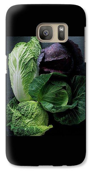 Lettuce Galaxy S7 Case