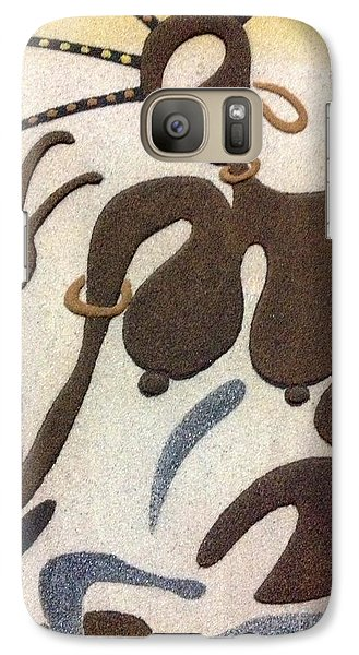 Galaxy Case featuring the photograph Liberated  by Fania Simon