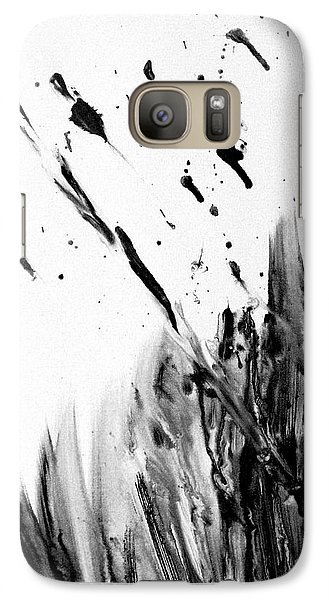 Galaxy Case featuring the painting Liberation by Christine Ricker Brandt