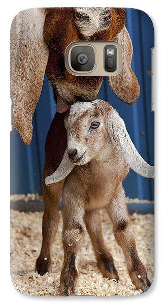Licked Clean Galaxy S7 Case
