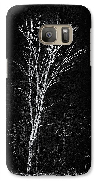 Life's A Birch No.2 Galaxy S7 Case