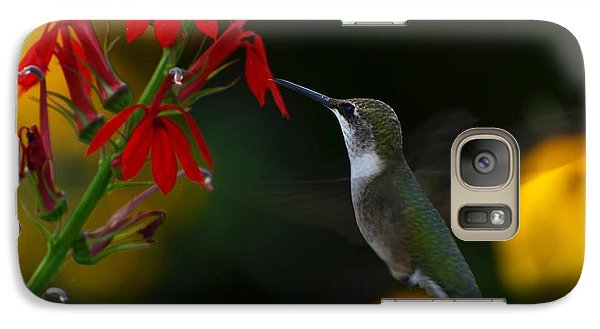 Galaxy Case featuring the photograph Lifes Little Pleasures 2 by Judy Wolinsky