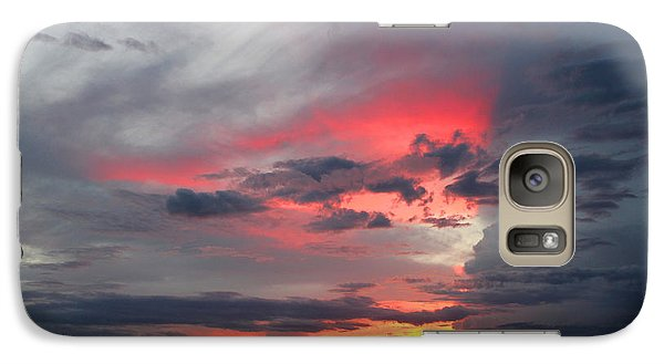 Galaxy Case featuring the photograph Light And Shadows by Mariarosa Rockefeller