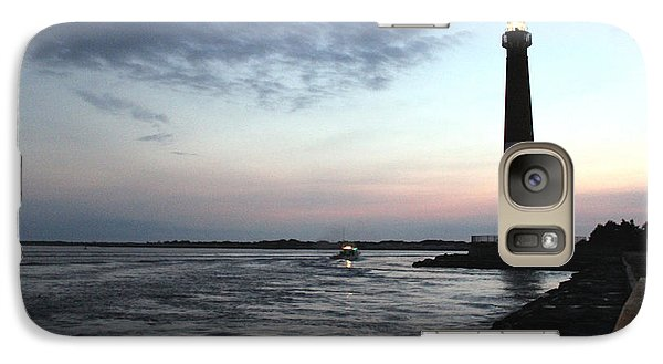 Galaxy Case featuring the photograph Light At Dawn by David Jackson