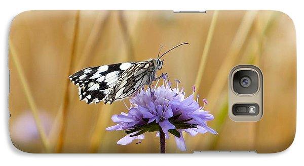 Light Butterfly Galaxy S7 Case