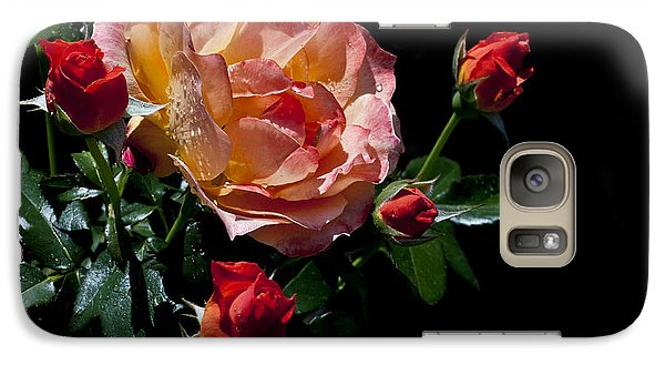 Galaxy Case featuring the photograph Light Family by Doug Norkum