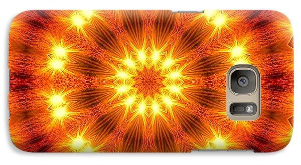 Galaxy Case featuring the photograph Light Meditation by Joseph J Stevens