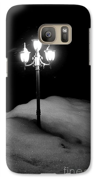 Galaxy Case featuring the photograph Light My Way  by Sarah Mullin