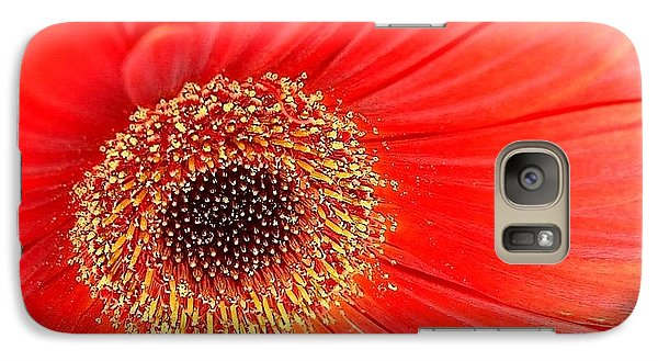 Galaxy Case featuring the photograph Light On by Katy Mei