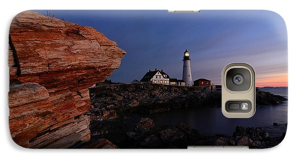 Galaxy Case featuring the photograph Light by Paul Noble