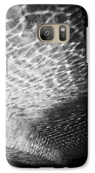 Light Reflections Black And White Galaxy S7 Case