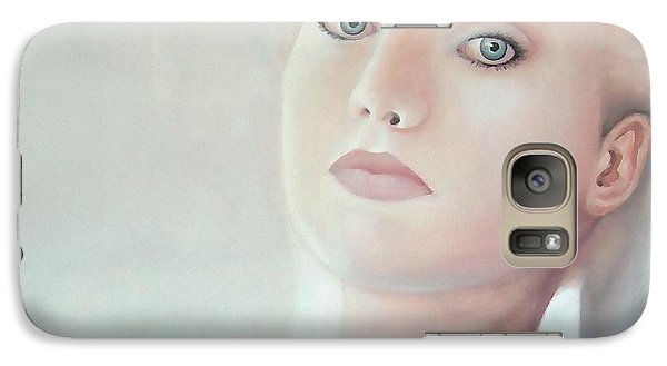 Galaxy Case featuring the painting Light by S G