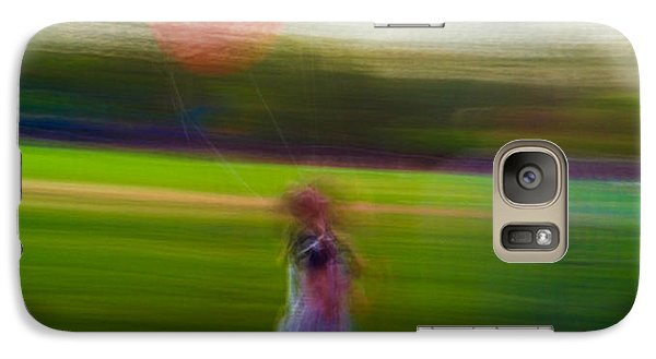 Galaxy S7 Case featuring the photograph Lighter Than Air by Alex Lapidus
