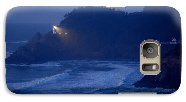 Galaxy Case featuring the photograph Lighting The Way by Nick  Boren