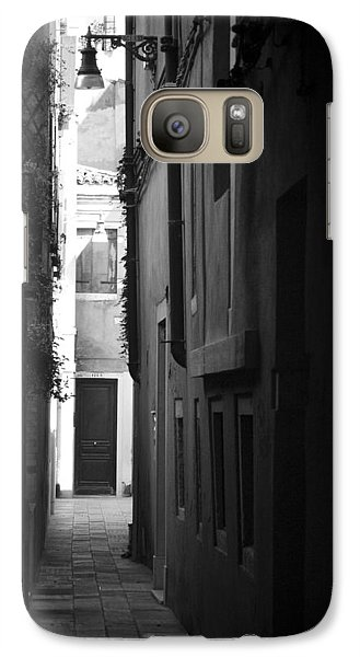 Galaxy Case featuring the photograph Light's Passage - Venice by Lisa Parrish