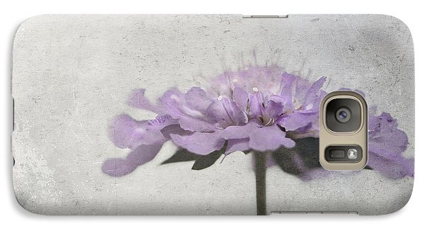Galaxy Case featuring the photograph Lilac by Annie Snel