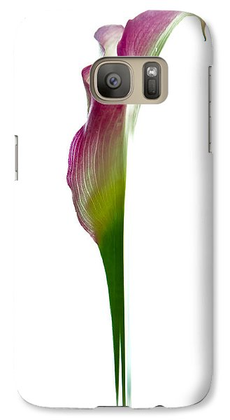 Galaxy Case featuring the photograph Lily by Jonathan Nguyen