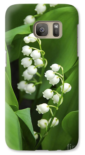 Lily-of-the-valley  Galaxy S7 Case