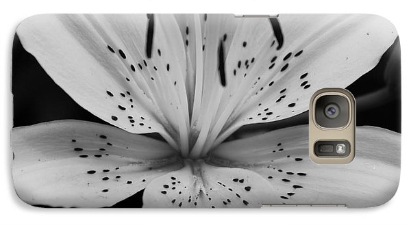 Galaxy Case featuring the photograph Lily by Paul Cammarata