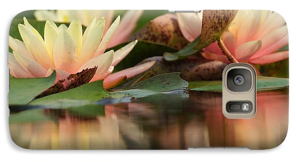 Lily Reflections 1 Galaxy S7 Case