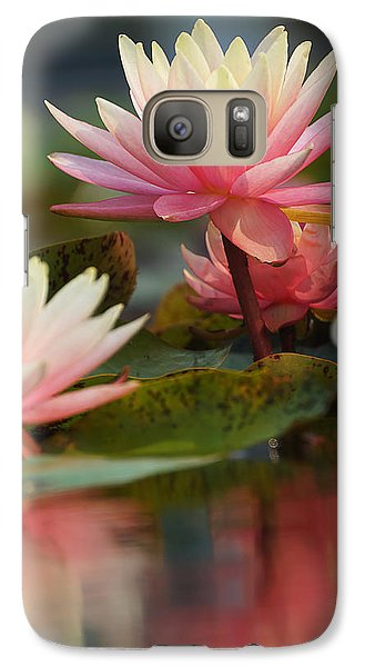 Lily Reflections 2 Galaxy S7 Case